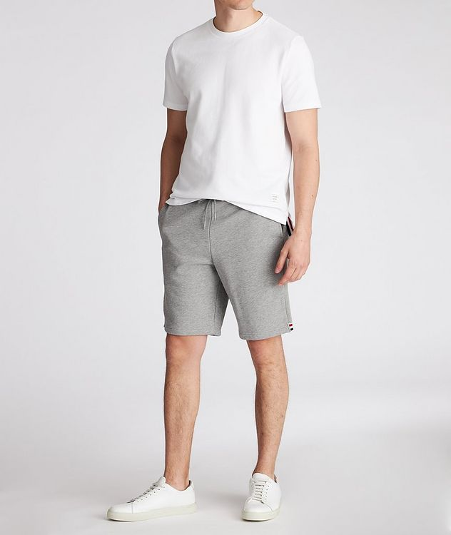 Stretch Cotton Shorts picture 7