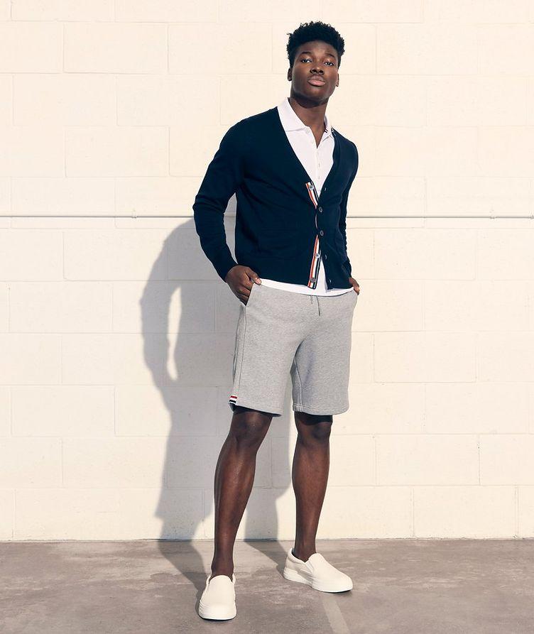 Stretch Cotton Shorts image 7