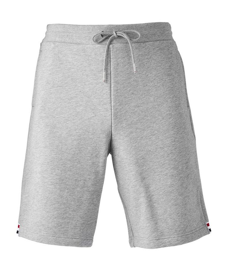 Stretch Cotton Shorts image 0