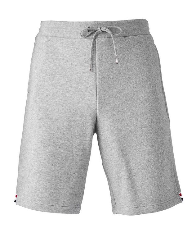 Stretch Cotton Shorts picture 1