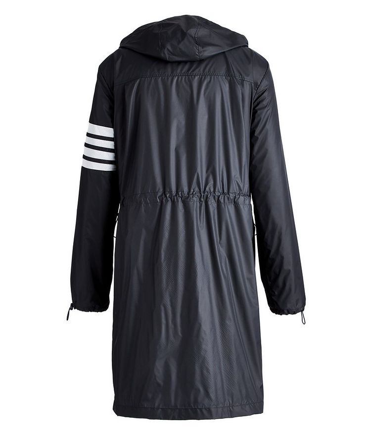 Sheer Ripstop Long Parka image 1