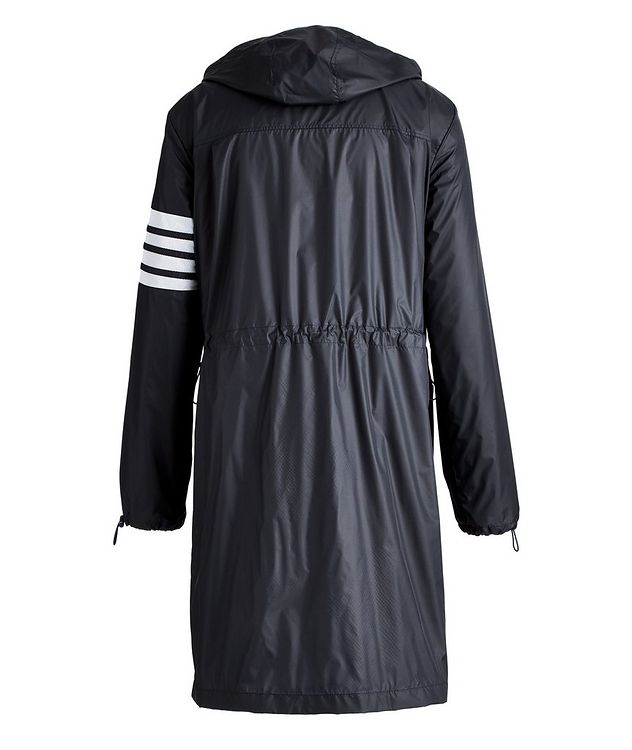 Sheer Ripstop Long Parka picture 2