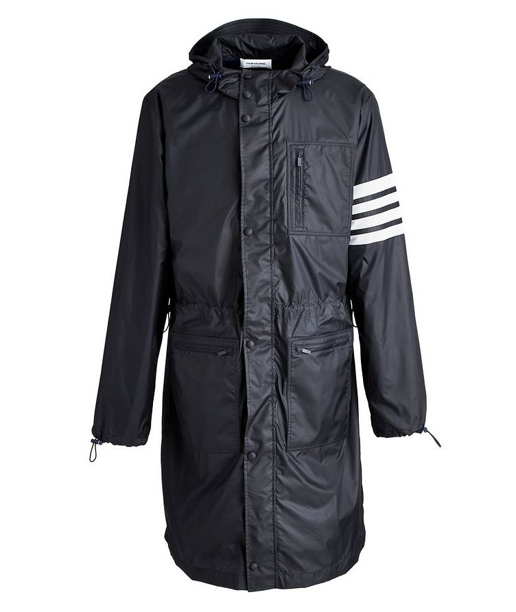 Sheer Ripstop Long Parka image 0
