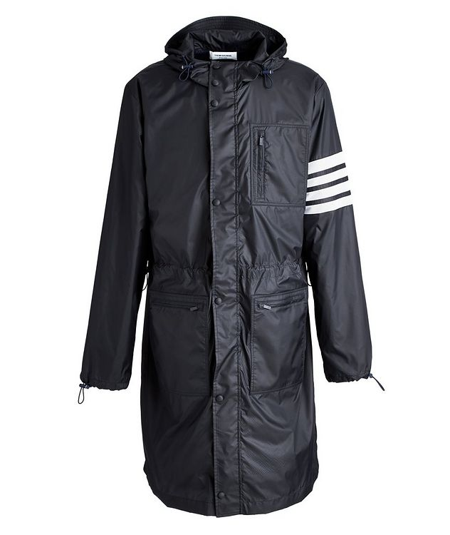 Sheer Ripstop Long Parka picture 1