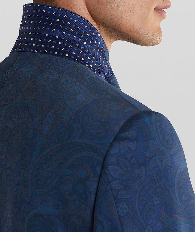 Paisley Print Sports Jacket picture 4