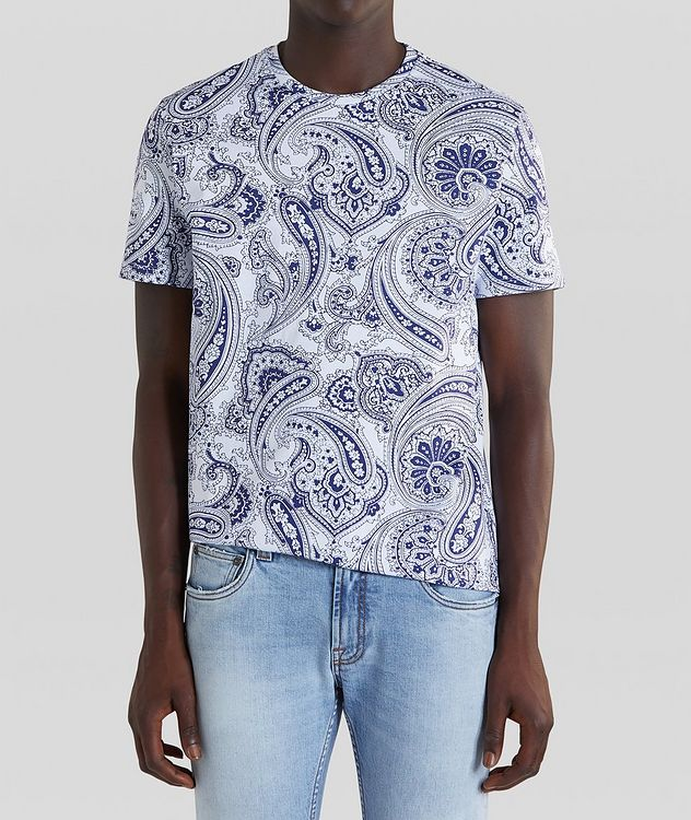 Paisley T-Shirt picture 1