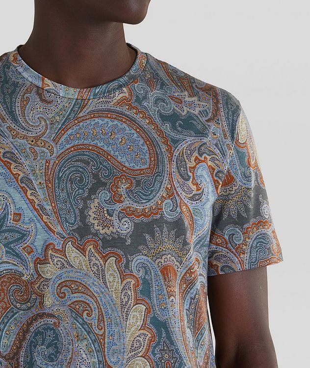Paisley T-Shirt picture 3