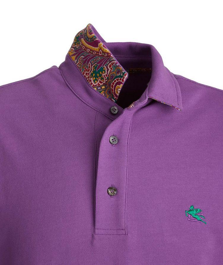 Piqué Cotton Polo image 2