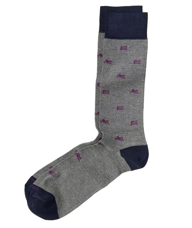 Pegasus-Printed Socks picture 1