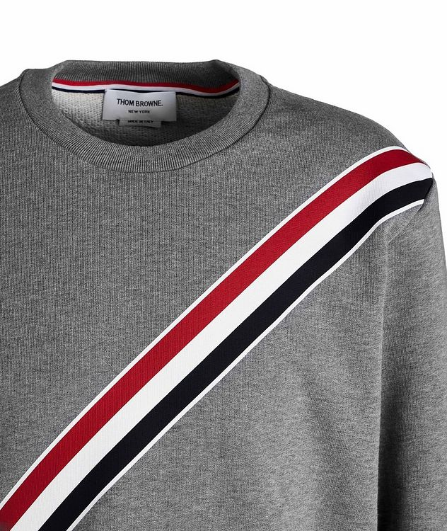 Cotton Crewneck Sweatshirt picture 3