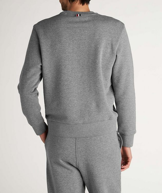 Cotton Crewneck Sweatshirt picture 5