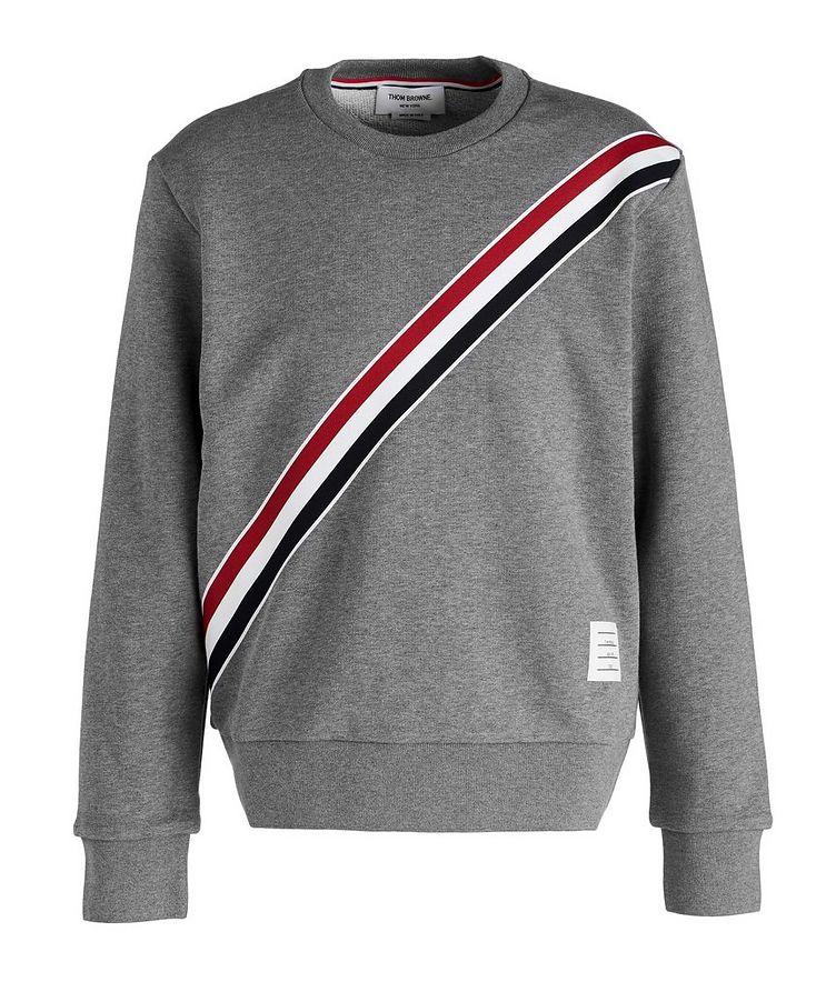 Cotton Crewneck Sweatshirt image 0