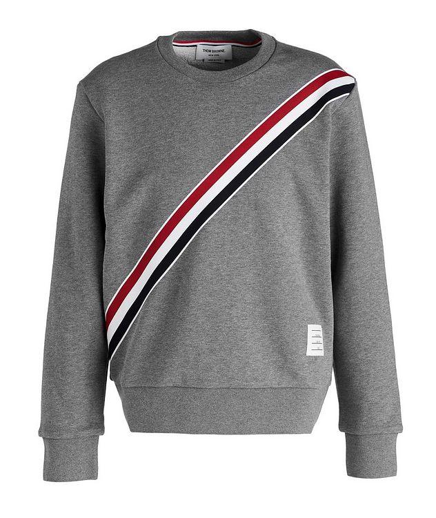 Cotton Crewneck Sweatshirt picture 1