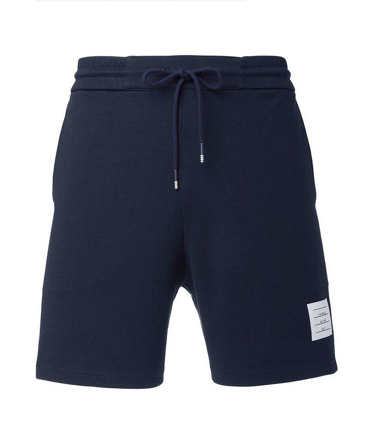 Cotton Track Shorts image 0