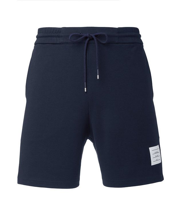 Cotton Track Shorts picture 1