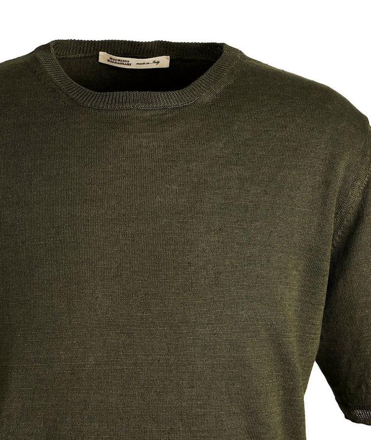 Linen T-Shirt image 1