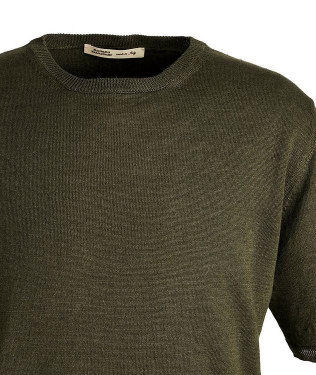 Linen T-Shirt picture 2