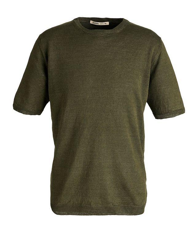 Linen T-Shirt picture 1