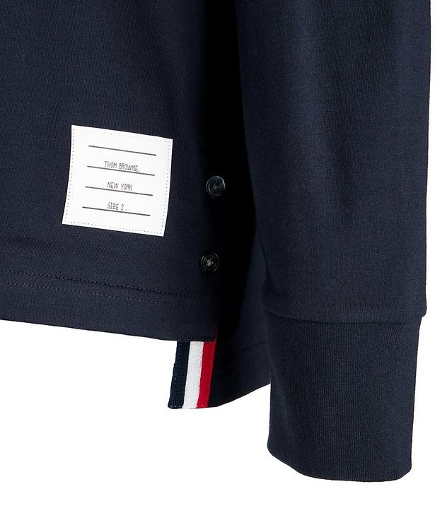 Long-Sleeve Cotton T-Shirt picture 3
