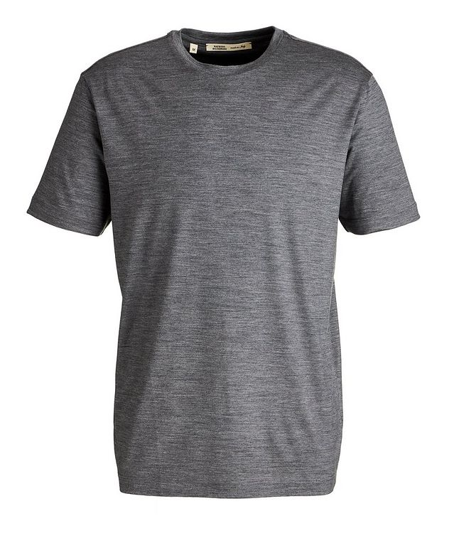 Active Wool T-Shirt picture 1