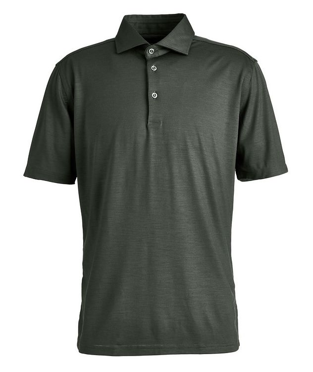 Tech-Wool Polo picture 1