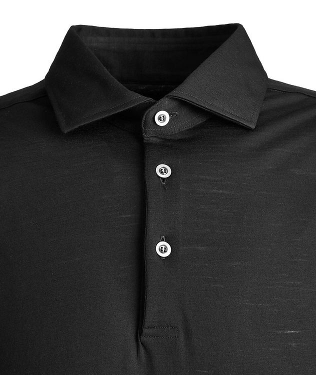 Tech-Wool Polo picture 2