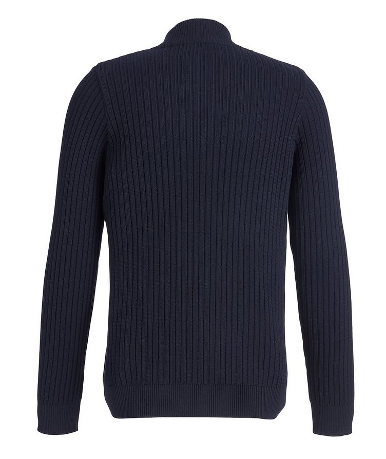 Brera Wool Zip-Up Cardigan image 1