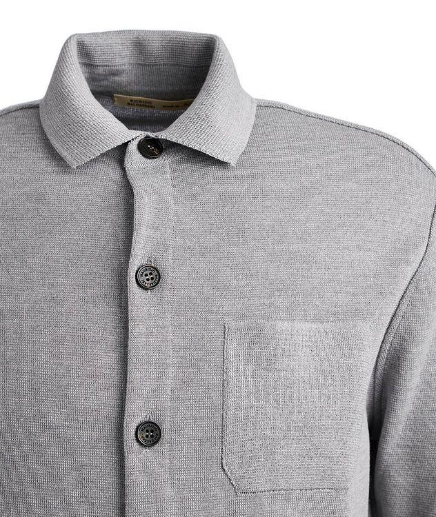 Brera ECO TEC 4.0 Wool Shacket picture 3