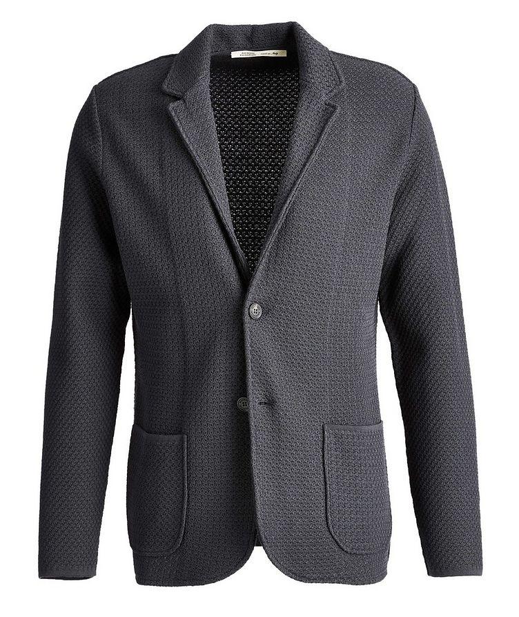 Virgin Wool Cardigan Jacket image 0