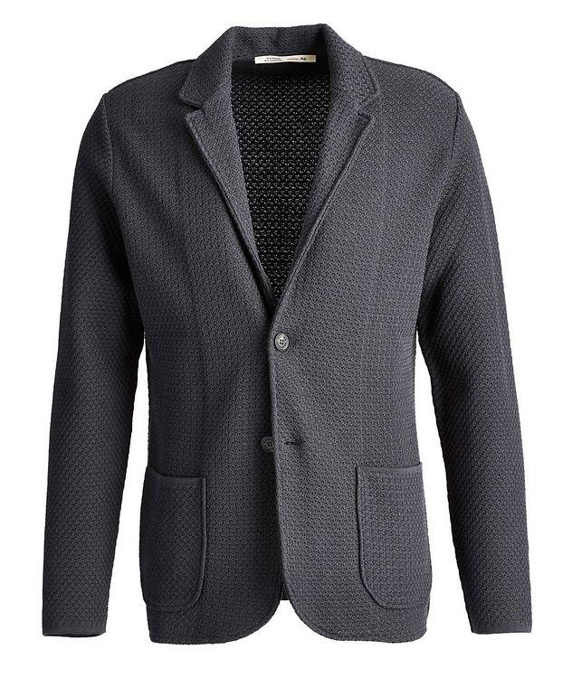 Virgin Wool Cardigan Jacket picture 1