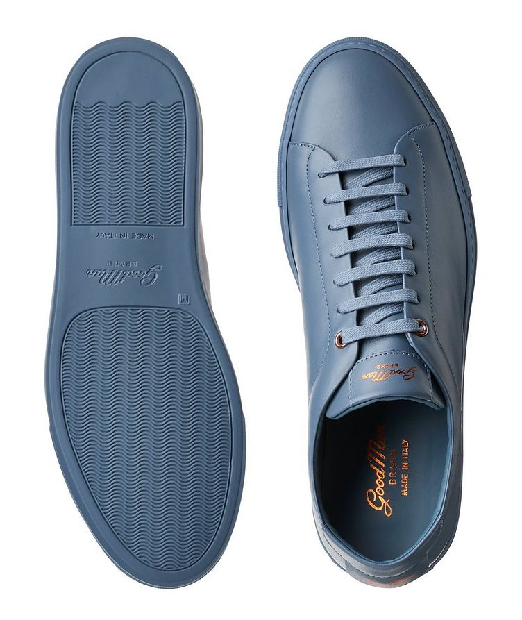 Edge Leather Sneakers image 2