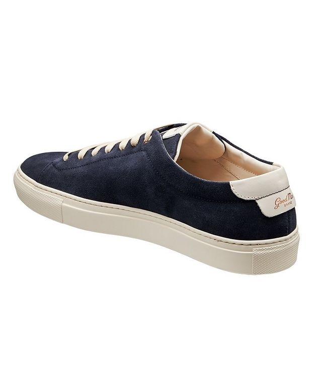 Edge Suede Sneakers picture 2