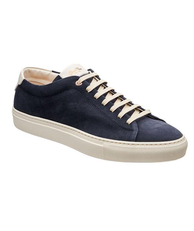 Edge Suede Sneakers image 0