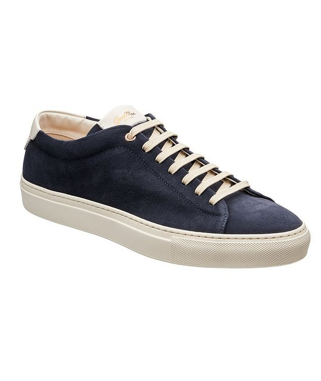 Edge Suede Sneakers picture 1