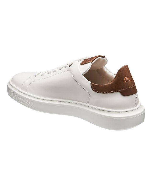 Legend London Leather Sneakers picture 2