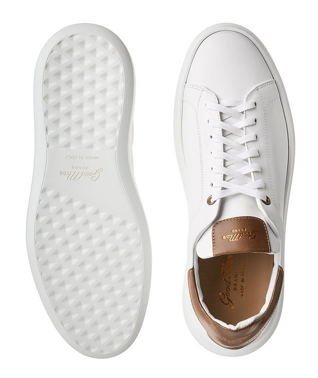 Legend London Leather Sneakers picture 3