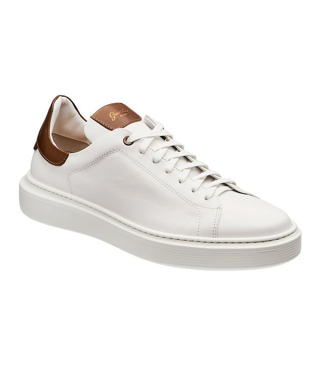 Legend London Leather Sneakers picture 1