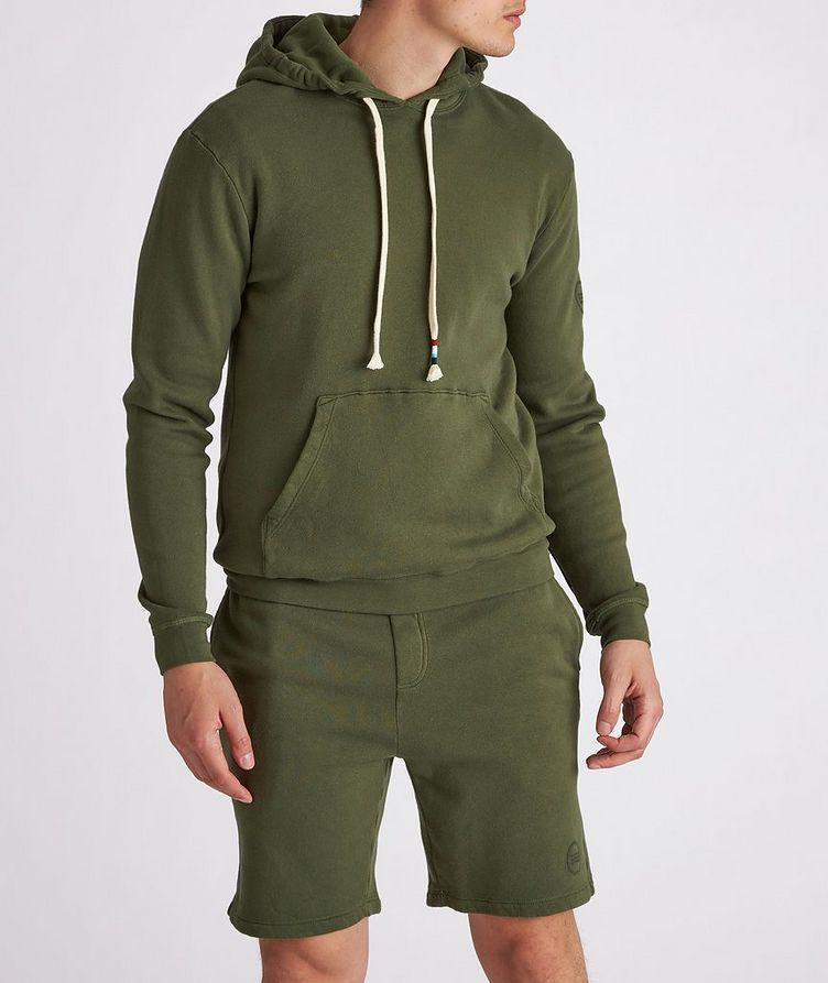 Essential Coastal Cotton-Modal Hoodie image 1