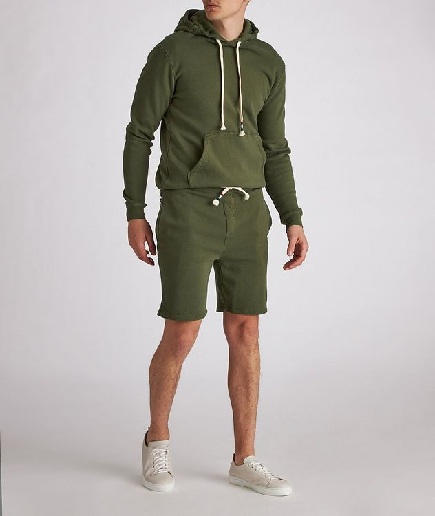 Essential Coastal Cotton-Modal Hoodie picture 4