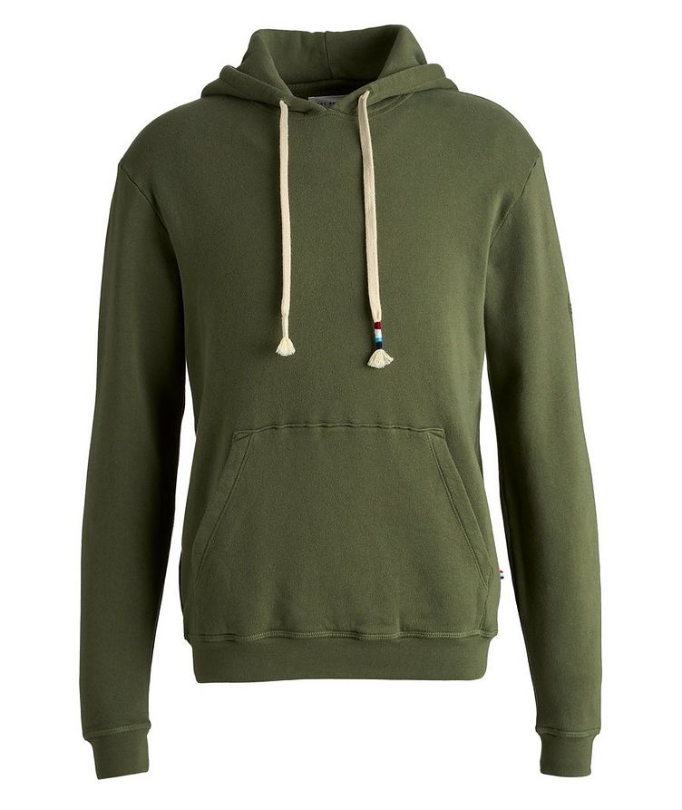 Essential Coastal Cotton-Modal Hoodie image 0