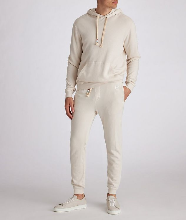 Essential Waves Cotton-Modal Hoodie picture 4