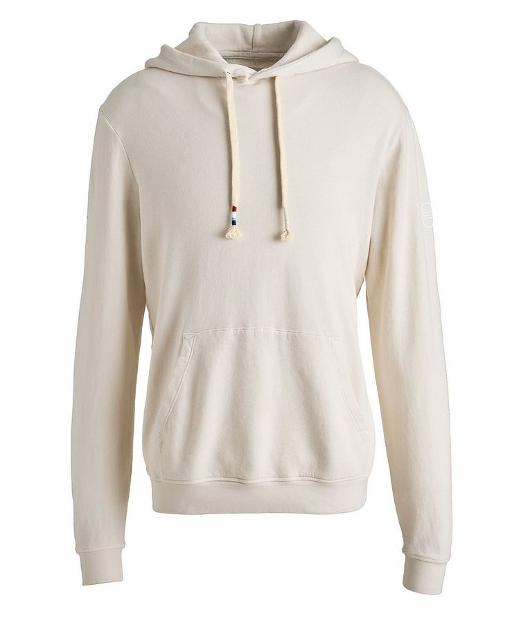 Essential Waves Cotton-Modal Hoodie image 0