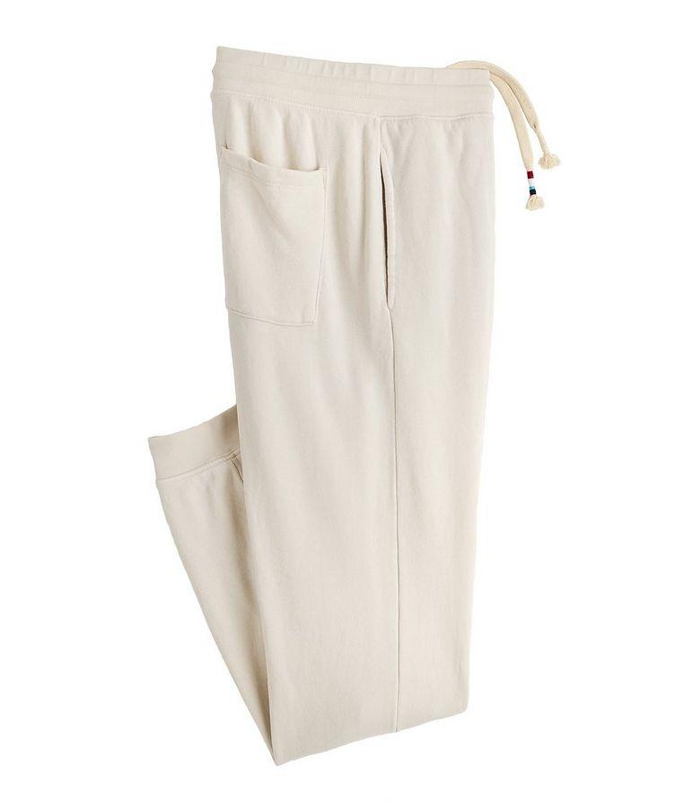 Essential Coastal Cotton-Modal Joggers image 0