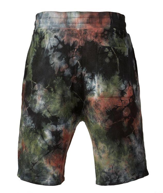 Tie-dye Cotton Blend Shorts picture 2