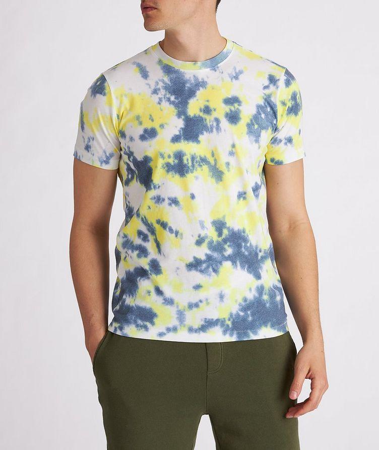 Marble Cotton-Blend T-Shirt image 1