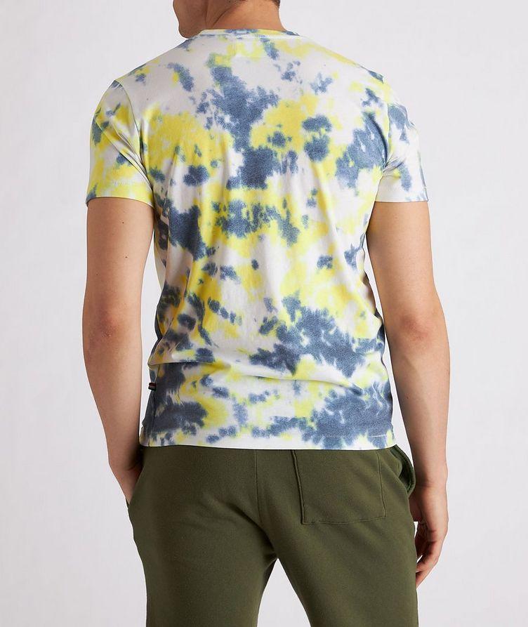 Marble Cotton-Blend T-Shirt image 2