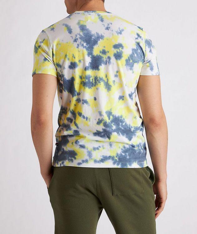 Marble Cotton-Blend T-Shirt picture 3