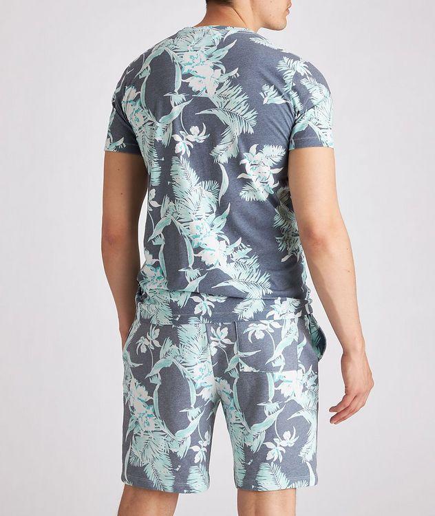Tropical Cotton-Blend T-Shirt picture 3