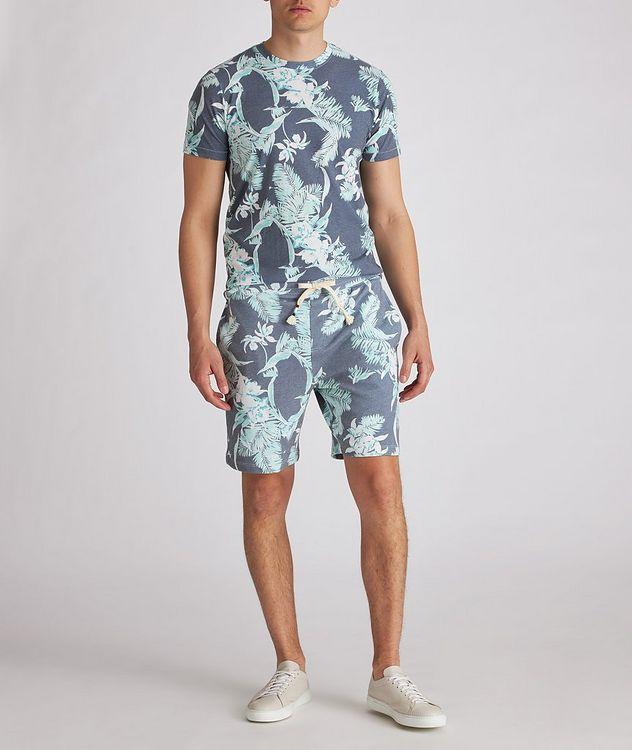 Tropical Cotton-Blend T-Shirt picture 4