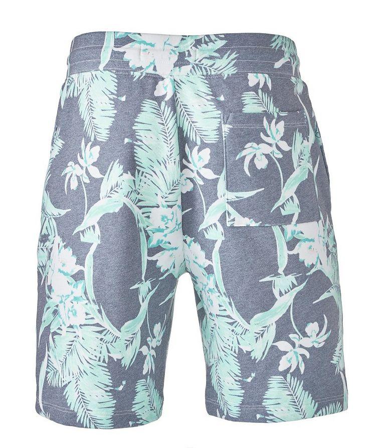 Tropical Cotton-Modal Shorts image 1